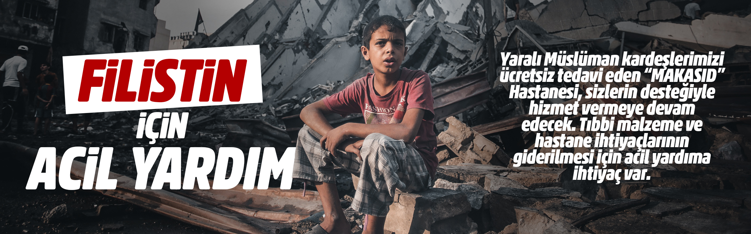 Filistin Acil Yardım